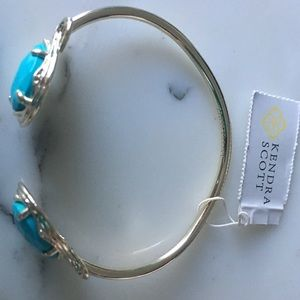 Brand new Kendra Scott silver bracelet